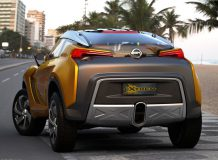 Фото Nissan Extrem Concept