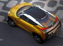 Фото концепта Nissan Extrem