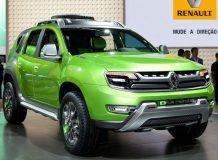 Фото Renault DCross Concept