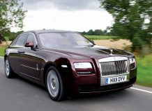 Фото Rolls Royce Ghost 2014
