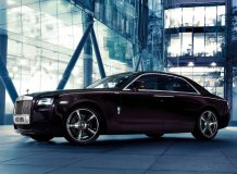 Rolls-Royce Ghost V-Specification фото