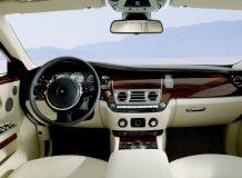 Фото салона Rolls-Royce Ghost
