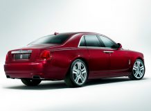 Rolls-Royce Ghost Series II фото