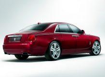 Rolls-Royce Ghost Series II фото