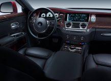 Салон Rolls Royce Ghost Series II