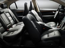Интерьер Volvo S80 II фото