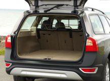 Багажник Volvo XC70 3