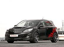 Фото тюнинг Mazda3 MPS от MR Car Design