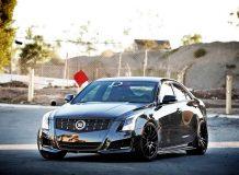 Фото тюнинг Cadillac ATS