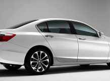Европейская Honda Accord 9