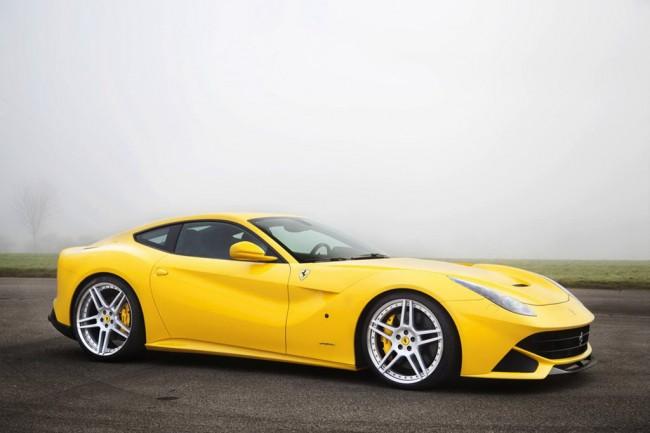 В ателье Novitec Rosso дораблотали Ferrari F12berlinetta