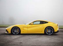 Фото тюнинг Ferrari F12 от Novitec Rosso