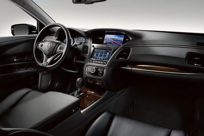 Фото салона Acura RLX