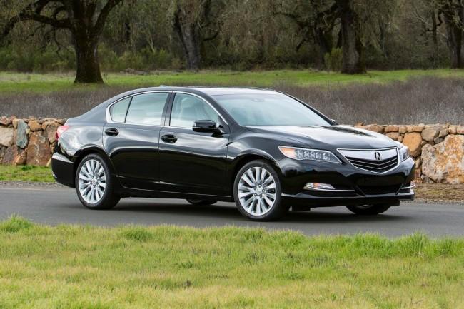 Седан Acura RLX