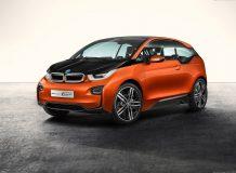 Фото BMW i3 Concept Coupe