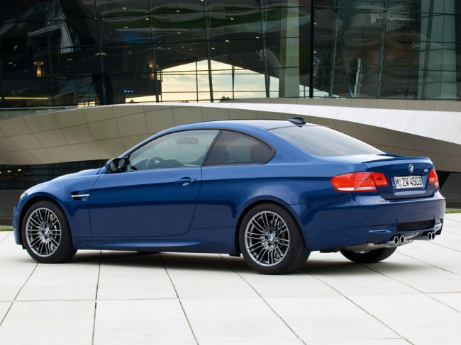 Фото BMW M3 Coupe (E92)