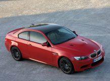 Автомобиль BMW M3 Coupe