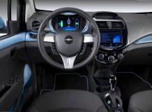 Салон Chevrolet Spark EV фото