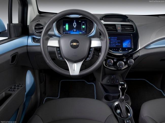 Фото салона Chevrolet Spark EV
