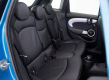 Интерьер 5-дверного Mini Cooper 3