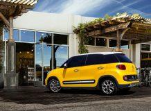 Фото Fiat 500L Trekking