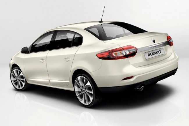 Renault Fluence Expression