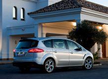 Новый Ford S-Max 2013