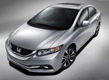 Фото Honda Civic 2013 для США