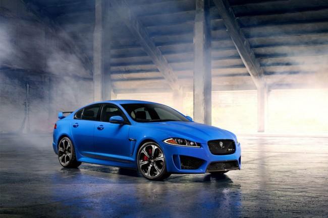 Экстремальный Jaguar XFR-S