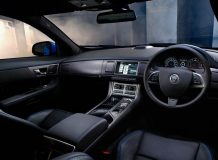 Фото салона Jaguar XFR-S