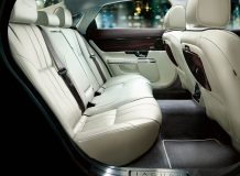 Интерьер Jaguar XJ фото