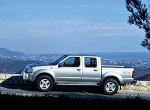 Фото пикапа Nissan NP300
