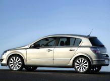 Opel Astra H Family фото