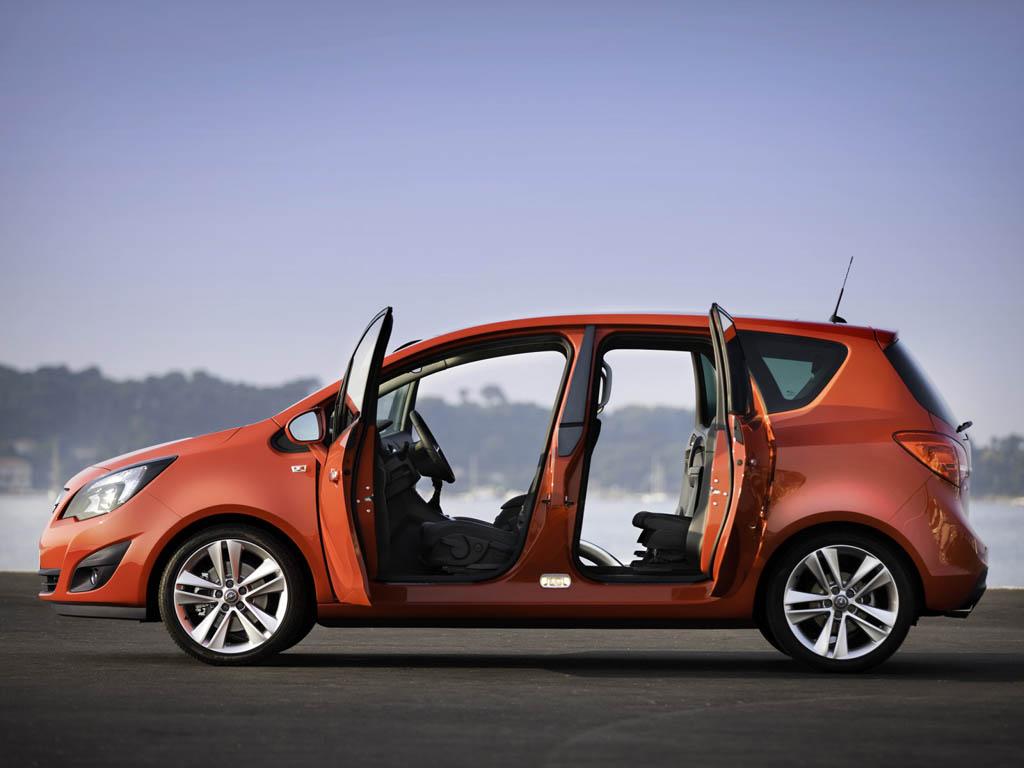 Фото Opel Meriva B