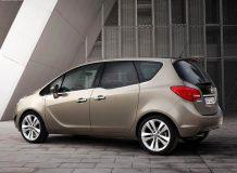 Авто Opel Meriva B