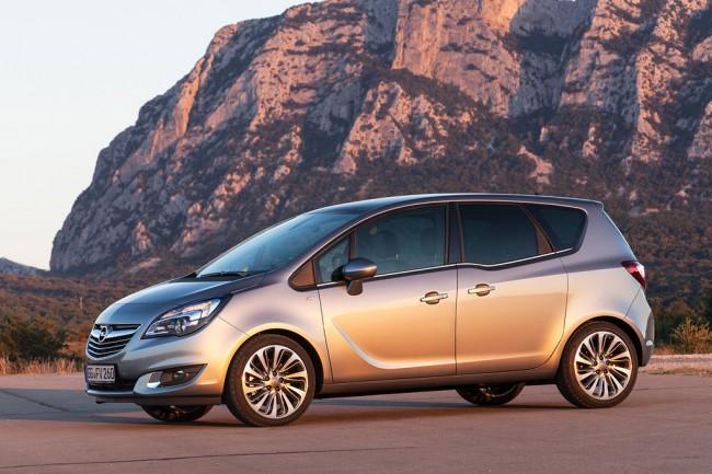 Opel Meriva B 2014