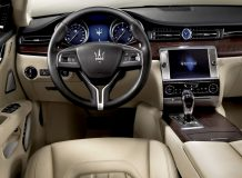 Фото салона Maserati Quattroporte VI