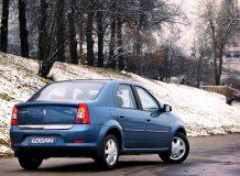 Renault Logan 2009 фото