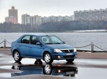 Фото Renault Logan 2012
