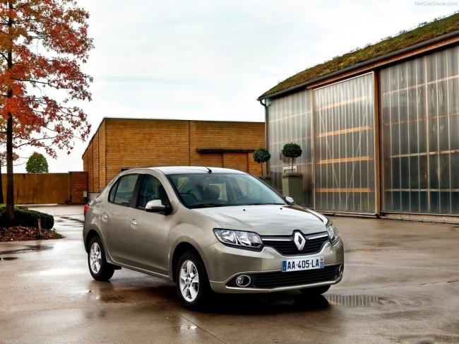 Новый Renault Symbol 3