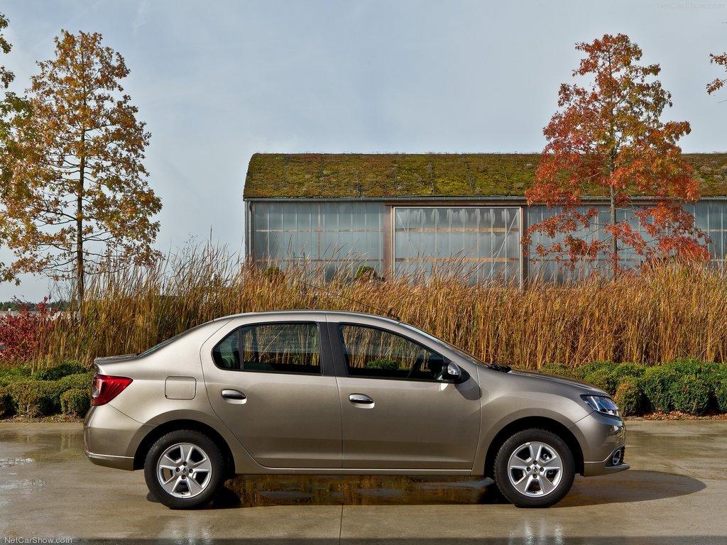 Фото Renault Symbol 3 для Турции