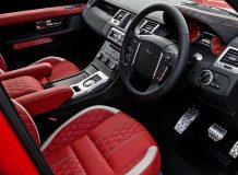 Фото салона Range Rover Sport Mille Miglia