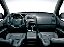 Фото салона SsangYong Kyron