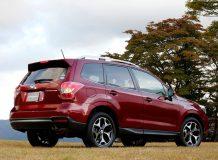 Subaru Forester 4 2016 фото