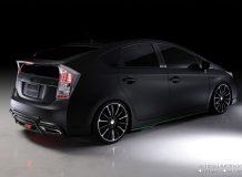 Фото тюнинг Тойота Приус от WALD