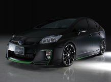 Обвес на Toyota Prius 3 фото