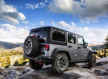 Фото Jeep Wrangler Rubicon 10th Anniversary