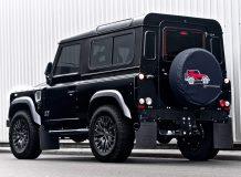 Диски на Land Rover Defender фото