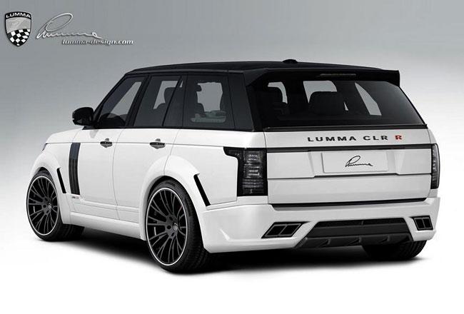 Lumma CLR R на базе Range Rover 4