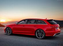 Фото нового Ауди RS6 Авант 2015